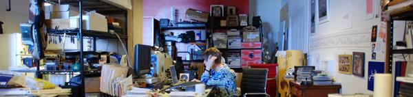 Michele in studio