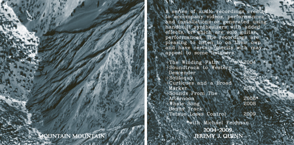 Mountain mountain spread 1
