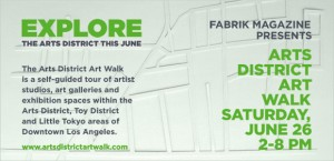 Arts Distrcit Art Walk