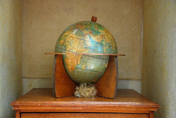 Globe at ICI