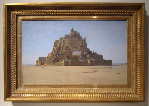 William Stanley Haseltine - Mont Saint Michel, 1868