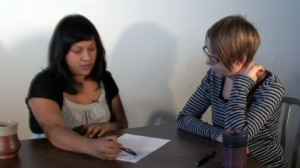 video still from Spanish Lesson with Erika E. Reynoso